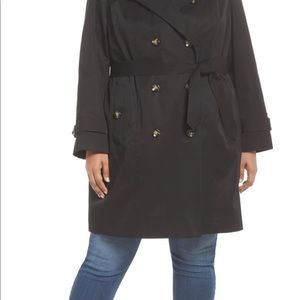 London Fog | Double Breasted Trench Rain Coat